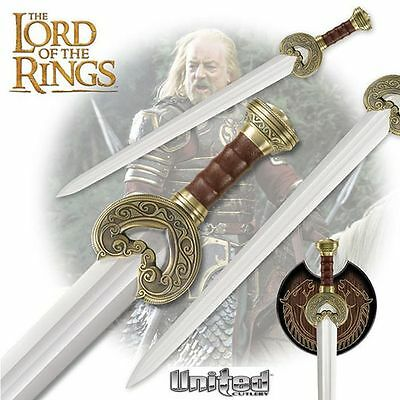Herugrim Sword of King Theoden - LOTR - United Cutlery (Licensed) UC1370 *NEW*