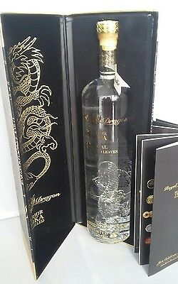 Royal Dragon Superior Wodka Imperial - mit 23 Karat Blattgold Drache Vodka 1L