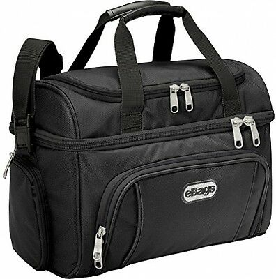 Cooler Bag Travel Lunch Box Insulated Tote Dry Cold Compartment Flight Attendant