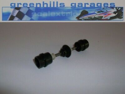Greenhills Scalextric Tyrrell Elf 008 Rear Axle and Wheels C135 Used P2110