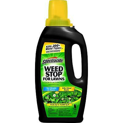 Pack of 3 Spectracide Weed Stop for Lawns Concentrate. 32oz