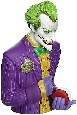 Monogram Batman Arkham Asylum: Joker Bust Bank