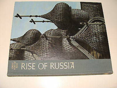 Great Ages of Man Rise of Russia by Robert Wallace 1967 Time-Life History Series