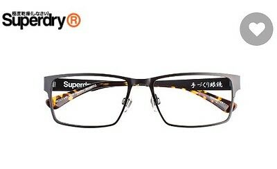 Superdry SDO TIMOTHY Black Men's Designer Glasses