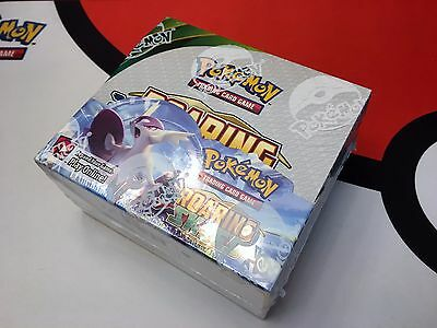 Pokemon Roaring Skies - 1/3 One Third Booster Box - 12 Packs Unweighed & Sealed