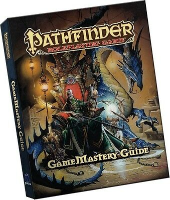 Pathfinder Roleplaying Game - GameMastery Guide (New)