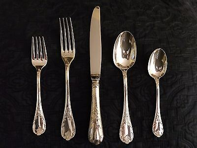 Christofle Sterling Silverware