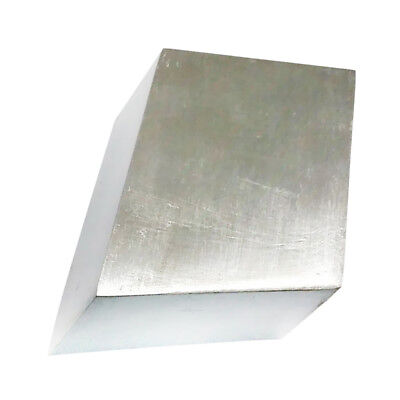 Stainless Steel Bench Block Jewelers Metal Working Anvil 2.5x2.5x0.8 inch