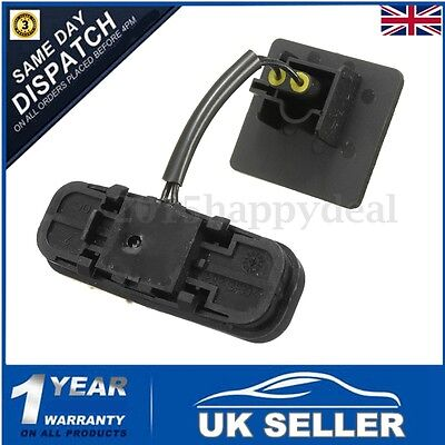 Tailgate Boot Opening Trunk Switch Fits Vauxhall Insignia Hatch 2008-16 13422268