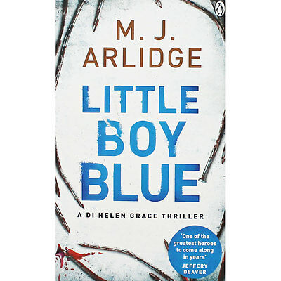 Little Boy Blue by M.J. Arlidge (Paperback), Fiction Books, Brand New