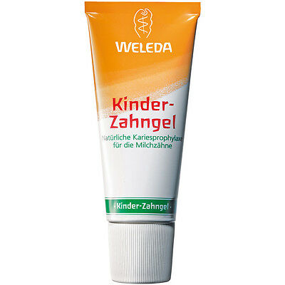 (7,90€/100ml) Weleda Children Tooth Gel 50ml