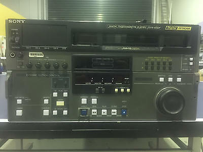 SONY Digital BETACAM Videocassette Player DVW-A510P
