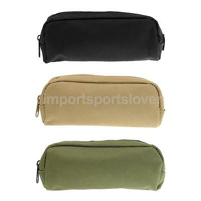 Tactical Outdoor Sports Bag Molle Sunglasses Pouch Shockproof Glasses Box Case