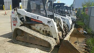 2007 Bobcat T250 Tracked Skid Steer Loader. Coming in Soon!