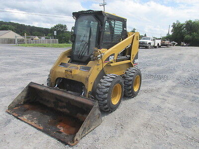 2006 Caterpillar 248B Skid Steer Loader W/ Cab & High Flow. Coming in Soon!