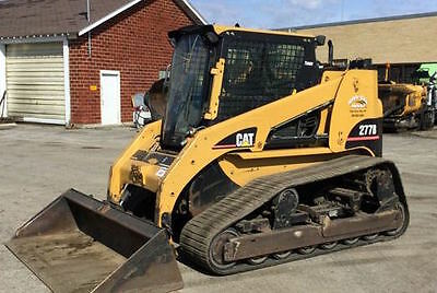 2006 Caterpillar 277B Tracked Skid Steer Loader W/ Cab. Coming in Soon!