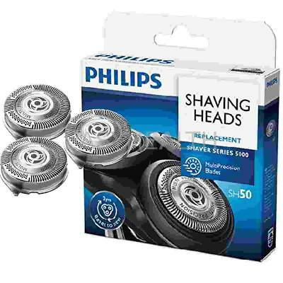 Philips Replacement MulitPrecision Blades SH50/50 Series 5000 3 x Rotary Heads