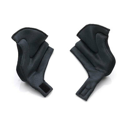Schuberth Cheek Pads Black For Motorcycle Motorbike C3 Pro Helmets | All Sizes