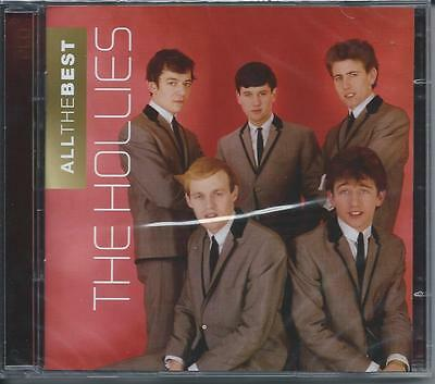 The Hollies - All The Best...Greatest Hits (2CD 2012) NEW/SEALED