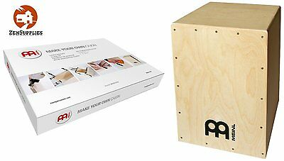 Cajon Drum Box DIY Construction Kit Percussion Wooden Wood Drumming Instrument