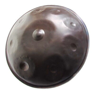 HANDPAN DRUM F Integral+ Free case + Free shipping by Air MAIL