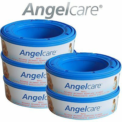 angelcare nappy disposal system instructions