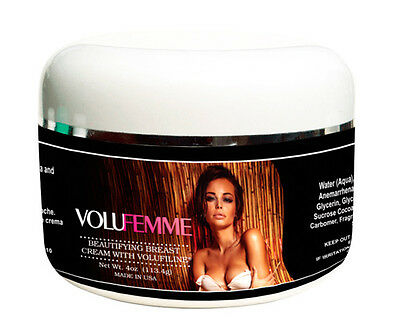 Breast  Enlargement Cream with Volufiline for a fuller Cleavage 13828