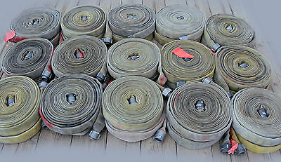 "3"" Surplus Firehose BOAT DOCK BUMPER RAILING MOORING hose 48' FEET Approximately"