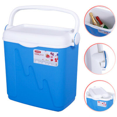 Curver Cooler 20L 43x26x40cm white-blue Coolbag Ice box Ice box Cooling box