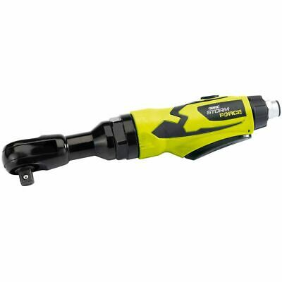 """Draper Storm Force® Air Ratchet With Composite Body 3/8"""" Square Drive 65030"""