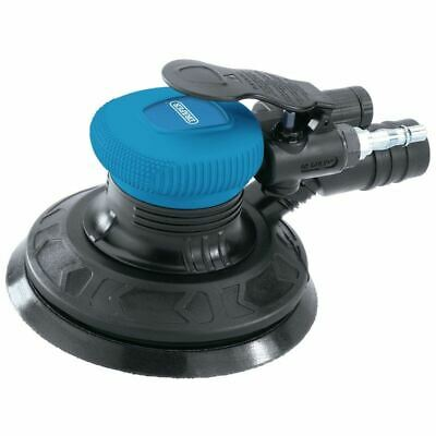 Draper Storm Force® Composite 150mm Dual Action Air Sander 65084