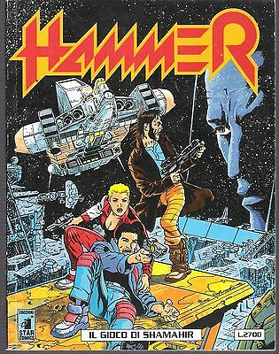 Hammer N.3-Star Comics