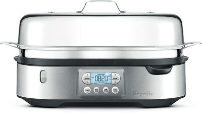 NEW Breville - BFS800BSS - the Steam Zone from Bing Lee