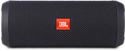 NEW JBL - Flip3 Black - Splashproof Bluetooth Speaker from Bing Lee