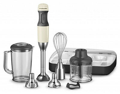 NEW KitchenAid - KHB2569 Almond Cream - Hand Blender from Bing Lee