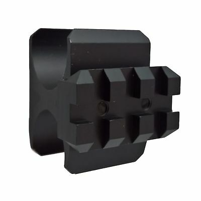 S&J Hardware Shotgun Magazine Tube Clamp w/ Light Rail