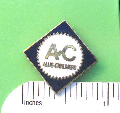 AC ALLIS  CHALMERS - hat pin , tie tac , lapel pin , hatpin GIFT BOXED
