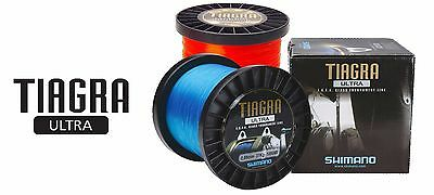 Shimano Tiagra Ultra Monofilament IGFA GAme Line Choose Size & Color New