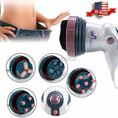 Personal Infrared Electric Full Body Slimming Massager Anti-cellulite Machine