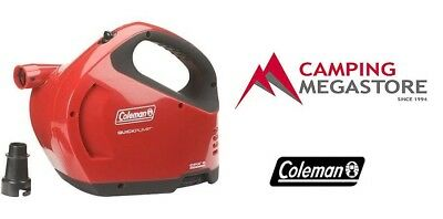 Coleman CPX6 Quickpump - Red Model no-1253769