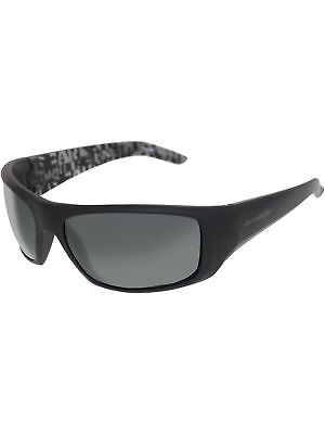 36c195dc979 Arnette Men s Gradient Hot Shot AN4182-219687-62 Black Wrap Sunglasses