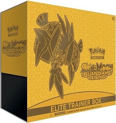 Pokemon Sun And Moon Elite Trainer Box