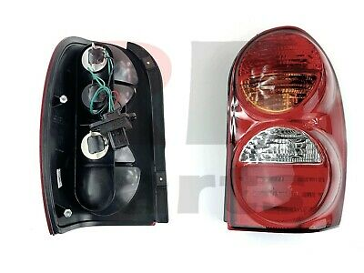 New Jeep Cherokee Crd Liberty 01-06 Rear Tail Lamps Light Stop Signal Right O/s