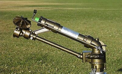 "New Yuzuak Jet 35T 2"" Clean/dirty Water Gear Drive Rain Gun Beautiful Coverage!"