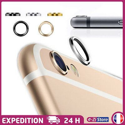 ANILLO PROTECTOR METAL LENTE TRASERO CAMERA CAMERA iPHONE 6 / 6 PLUS