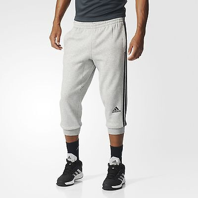 adidas 3-Stripes Three-Quarter Pants Men's