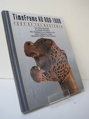 Fury of The Northmen: Time Frame 800-1000 AD TimeFrame Series by Time-Life