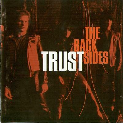 Trust -- The Backsides --CD --RARE