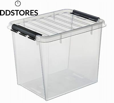 Orthex Clipbox Smart Store Classic 50 Transparent 3542070