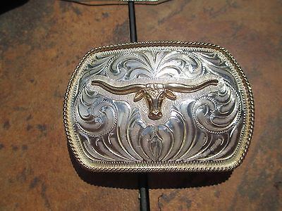 Montana Silversmith Bull Rider belt buckle MAKE OFFER  New in Box
